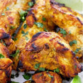 Boneless Chicken Tikka Thighs
