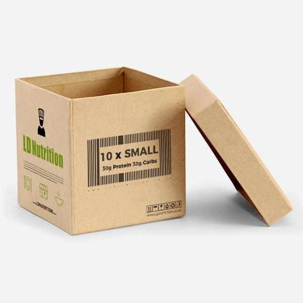 LD Surprise Box Small (10 x Meals)-LDNutrition