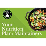 Nutrition Plan Maintainers Plan LD Nutrition