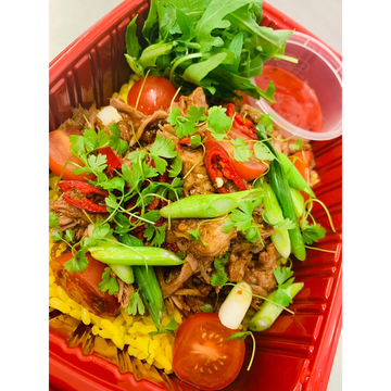 OnTheGo Asian Style Pulled Pork