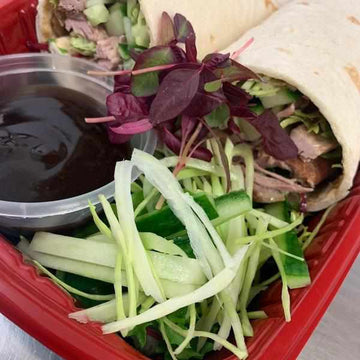 OnTheGo - Duck and Hoisin Wrap