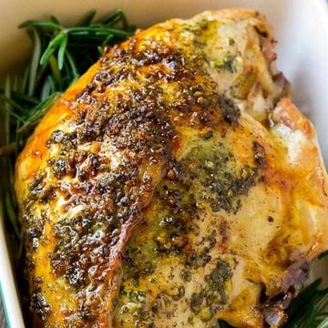 Rosemary & Garlic Turkey