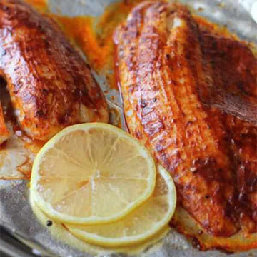 Smokey Paprika Fish