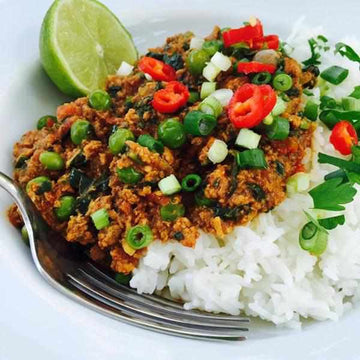 Turkey Mince Keema