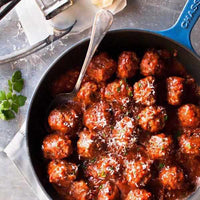 Spicy Beef Meatballs-LDNutrition
