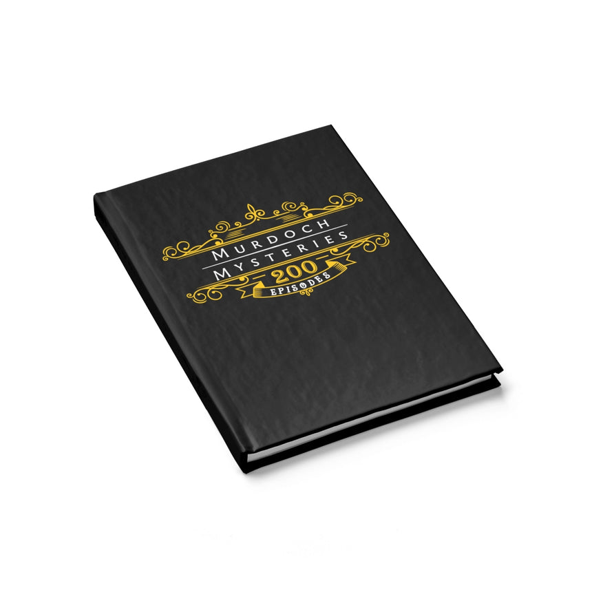 200th Episode Book | Murdoch Mysteries