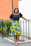 Yssy ankara yellow playsuit