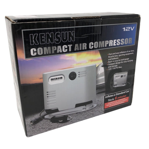 Kensun Air Compressor tire inflator