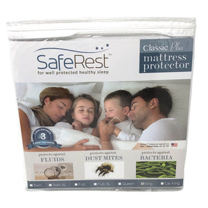 SafeRest Classic Plus Hypoallergenic 100%