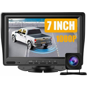 Backup Camera And Monitor Kit For Car Model MC 7