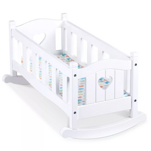 Melissa & Doug Mine to Love Doll Cradle