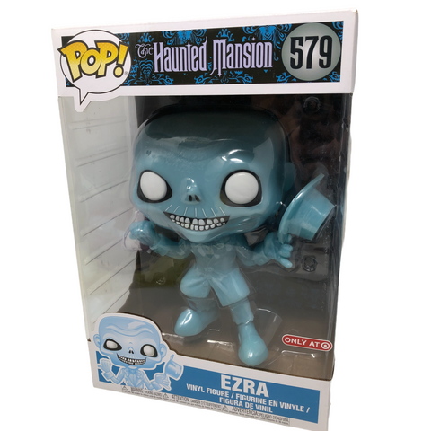 "Ezra - The Haunted Mansion 10"" #579"
