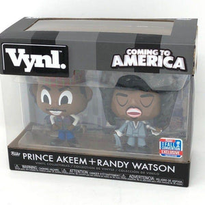 Coming To America Funko Akeem Randy