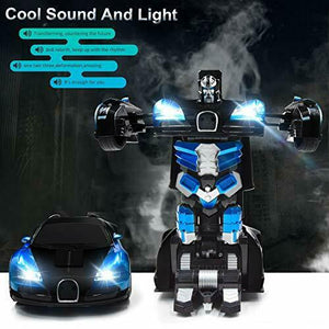 GAINER ONE KEY DEFORMATION REMOTE CONTROL CAR 1:14 SCALE
