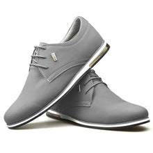 Load image into Gallery viewer, Mens Casual Suede Smart Formal Lace Up Shoes: Available in 7 Colours