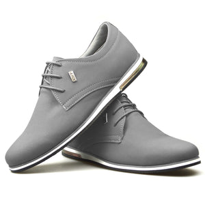 Mens Casual Suede Smart Formal Lace Up Shoes: Available in 7 Colours