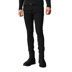 Mens Black G72 Denim Stretch Skinny Slim Fit Jeans