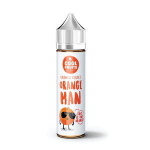 COOL FRUITS ORANGE E-Juice - Flava Hub