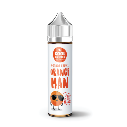 Cool Fruits Orange E-Juice Flava Hub