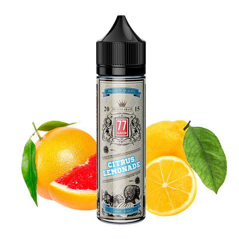 Image of Classic 77 Flavor Citrus Lemonade E-liquid E-Juice - Flava Hub