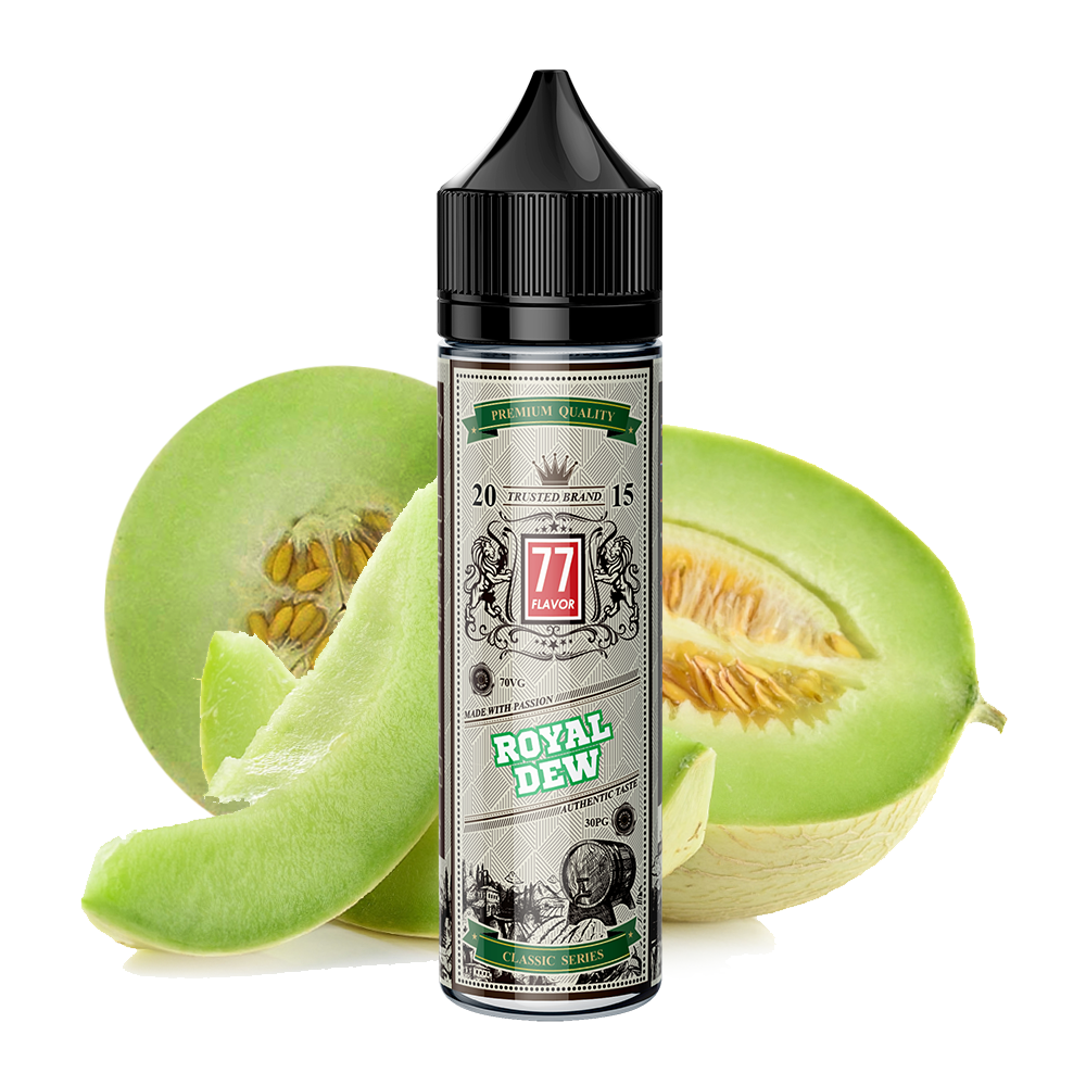 Classic 77 Flavor Royal Dew E-liquid E-Juice - Flava Hub