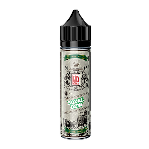Image of Classic 77 Flavor Royal Dew E-Juice - Flava Hub