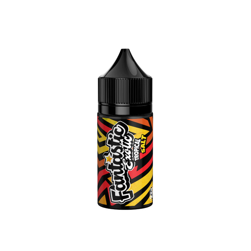 Fantastic Salt Exotic Tropical (30ML) Nic Salt E-Juice - Flava Hub
