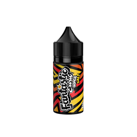 Image of Fantastic Salt Exotic Tropical (30ML) Nic Salt E-Juice - Flava Hub