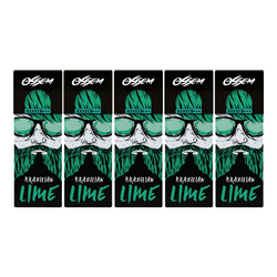 Ossem Juice Brazillian Lime E-liquid Bundle (Set of 5) E-Juice - Flava Hub