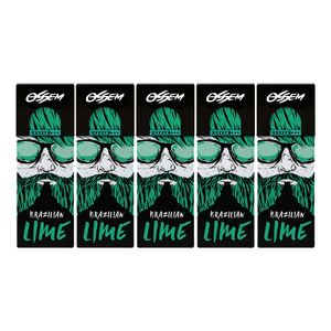 Ossem Juice Brazillian Lime Bundle (Set of 5) E-Juice - Flava Hub