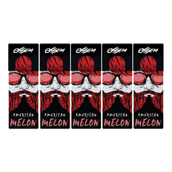 Ossem Juice American Melon E-liquid Bundle (Set of 5) E-Juice - Flava Hub