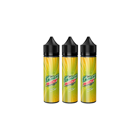 Galaxy Juice Starlight Mango Pineapple E-liquid Bundle (Set of 3) E-Juice - Flava Hub