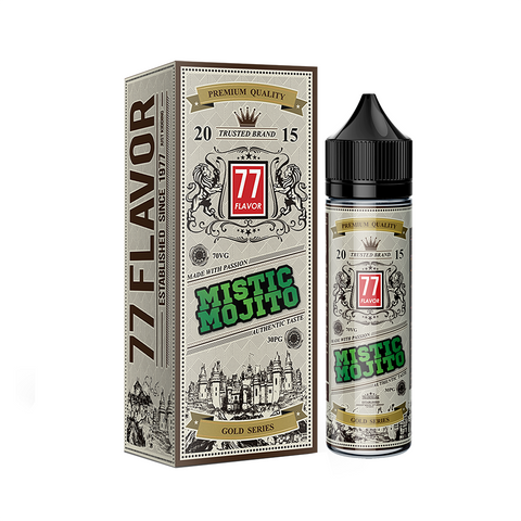 Image of Buy Gold Series 77 Flavor Mistic Mojito E Juice Flavour