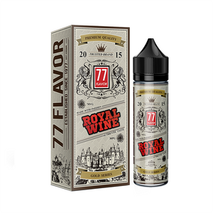 Gold Series 77 Flavor Royal Wine E-Juice - Flava Hub
