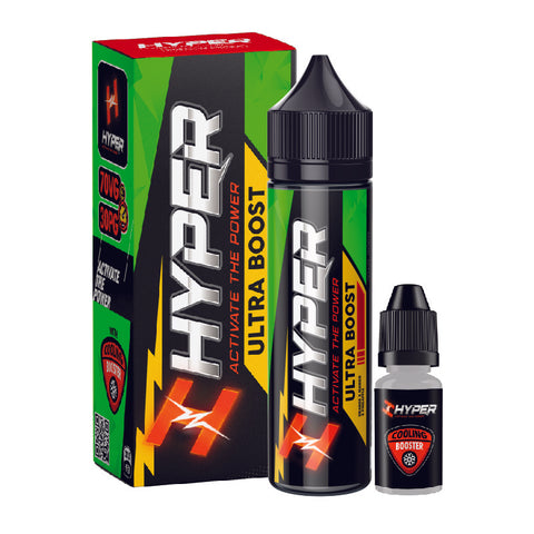Hyper Flava Ultra Boost Orange Mango Pineapple E-Liquid (60ml)