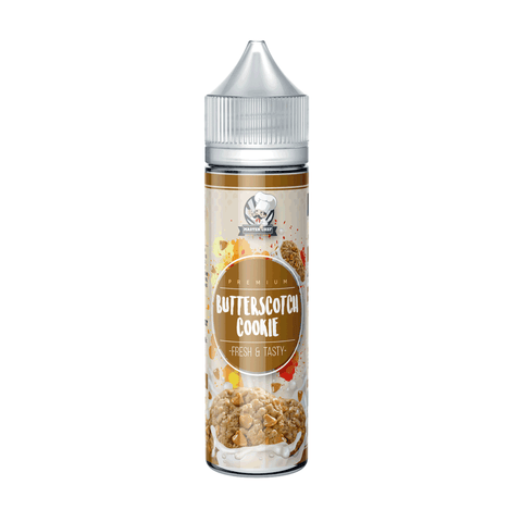 Image of Master Cheff Butterscotch Cookie E-Juice - Flava Hub