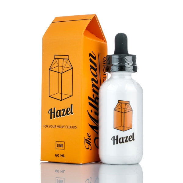 The Milkman Hazelnut E-liquid (60ml) E-Juice - Flava Hub