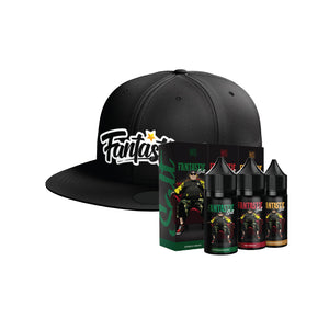 Fantastic Salt Mix+ Snapback Cap Bundle