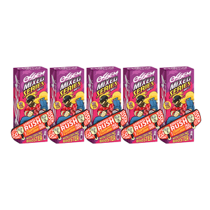 OSSEM ADRENALINE RUSH Strawberry Blackcurrant Bundle (Set of 5) E-Juice - Flava Hub