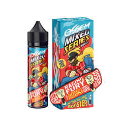 Ossem Raging Fury Jackfruit Pineapple E-Liquid E-Juice - Flava Hub