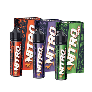 Nitro Juice Mix E-liquid Bundle E-Juice - Flava Hub
