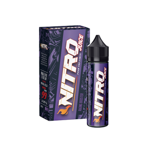 Nitro Juice Raging Booster E-liquid E-Juice - Flava Hub