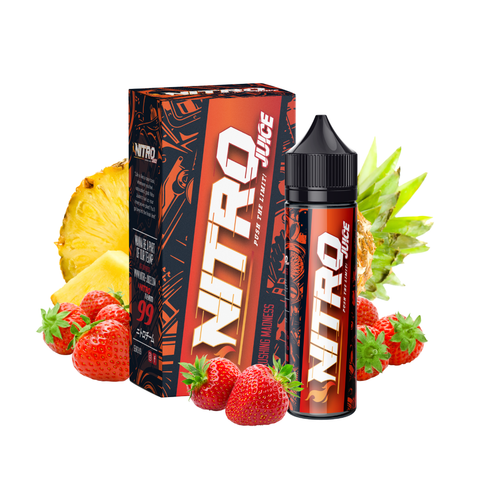 Image of Nitro Juice Rushing Madness E-Juice - Flava Hub