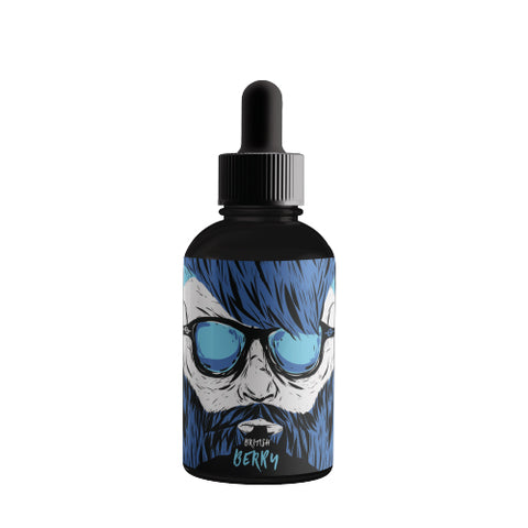 Ossem British Berry E-Liquid E-Juice - Flava Hub