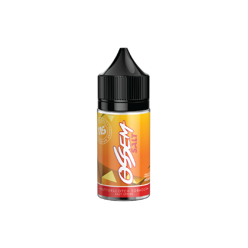 Ossem Salt Series E-liquid Mixed Bundle (30ML) E-Juice - Flava Hub
