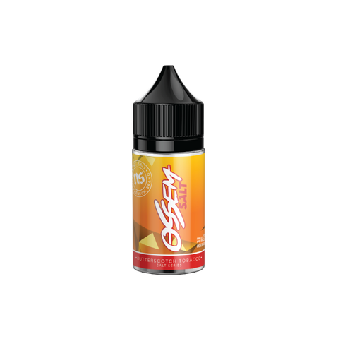 Image of Ossem Salt Series E-liquid Mixed Bundle (30ML) E-Juice - Flava Hub