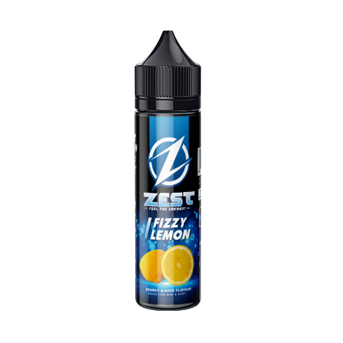 Zest Juice Fizzy Lemon E-Liquid (50ml) E-Juice - Flava Hub