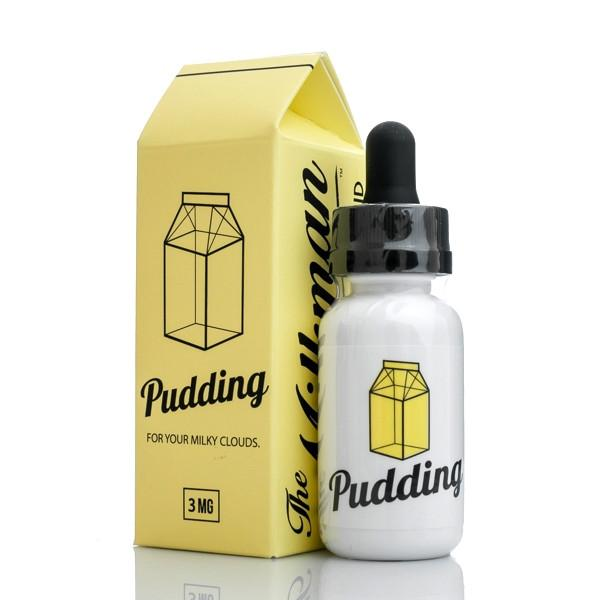 The Milkman Pudding E-liquid (60ml) E-Juice - Flava Hub