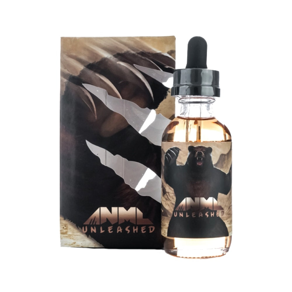ANML UNLEASHED GRIZZLY E-Juice - Flava Hub