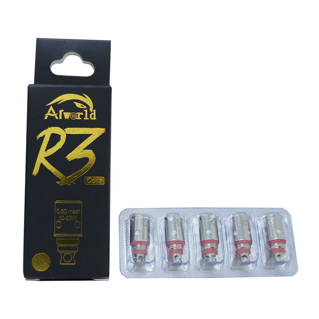 Arworld R3 Coils (Artery Pal II OCC Replacement Coil) E-Juice - Flava Hub
